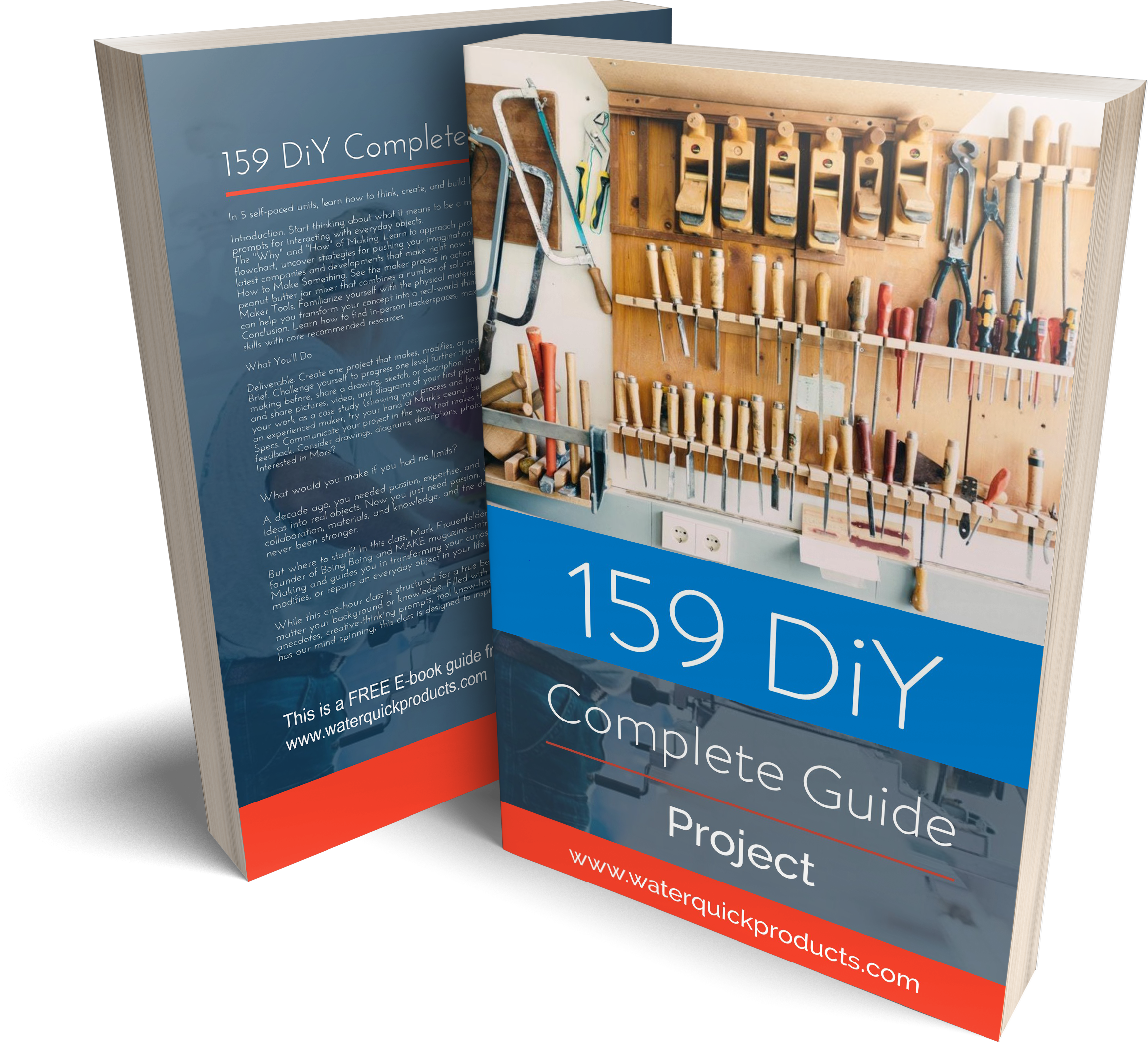 159 DiY Projects
